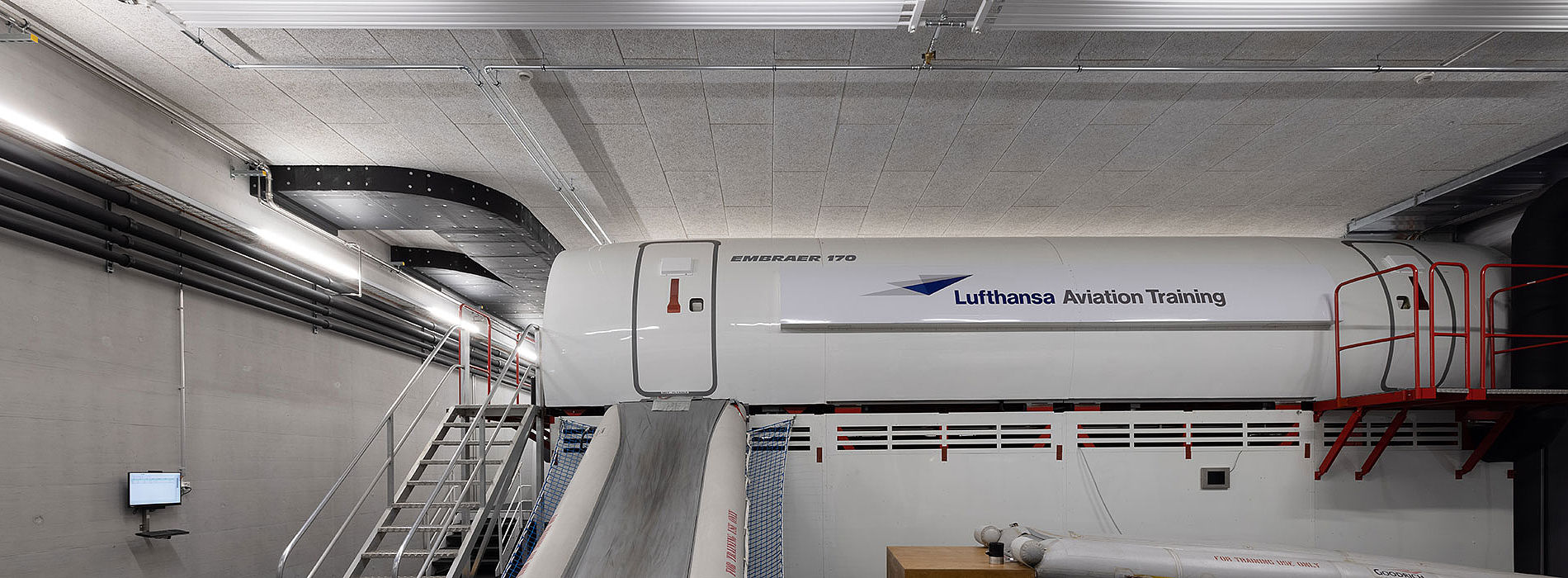Lufthansa Trainingscenter